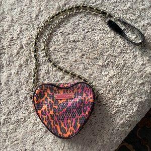 Betsy Johnson Print Sweetheart Bag